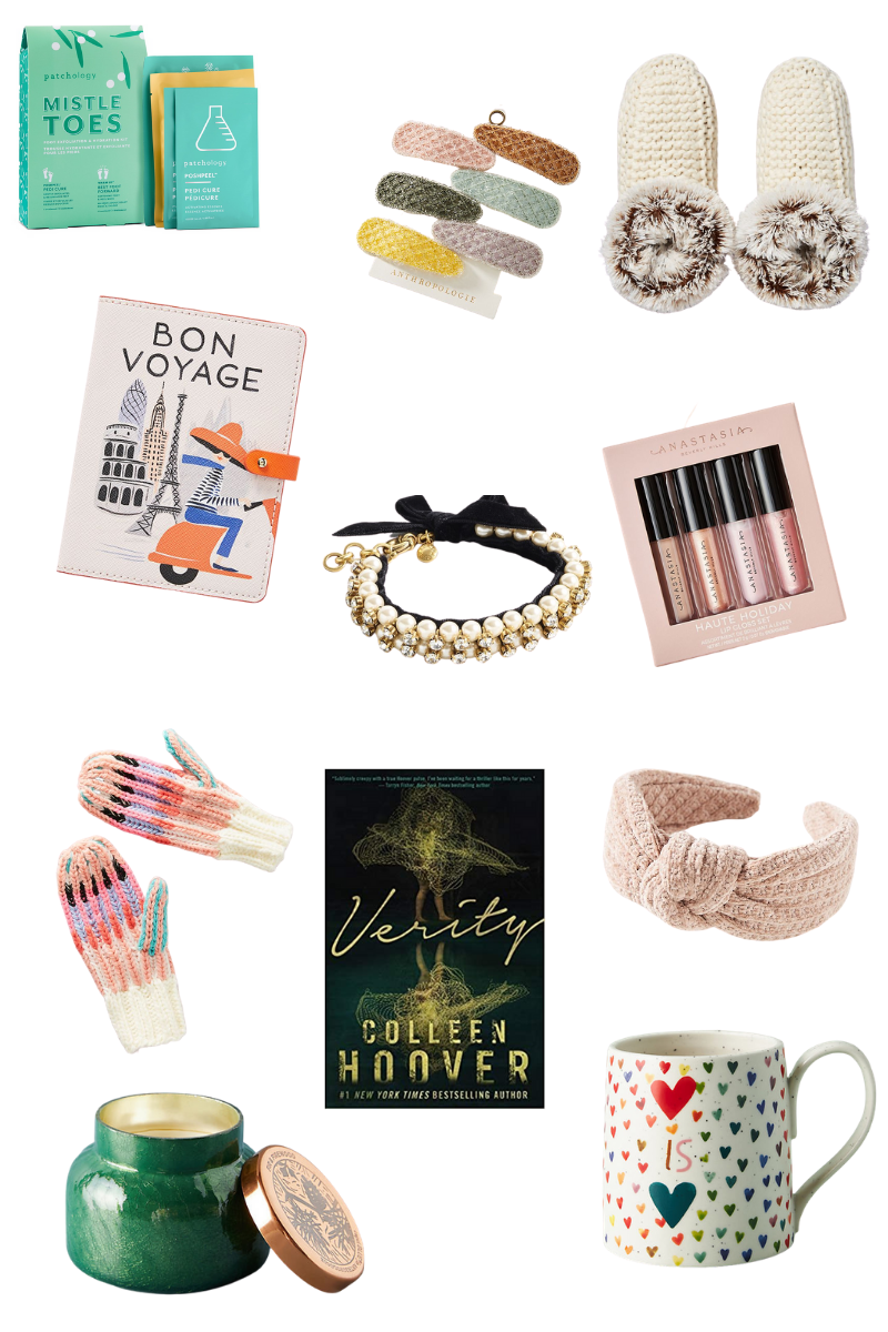 Inexpensive holiday gifts for women: $50-and-under finds